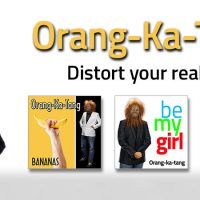 Orang-Ka-Tang Gets Distorted